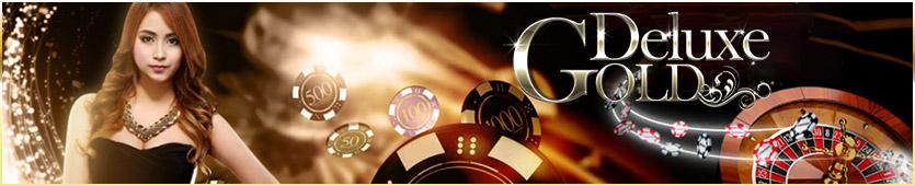 Gold Deluxe คาสิโนออนไลน์ บาคาร่าออนไลน์ Casino GD