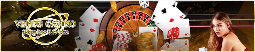 บาคาร่า Venus Casino เว็บพนันออนไลน์