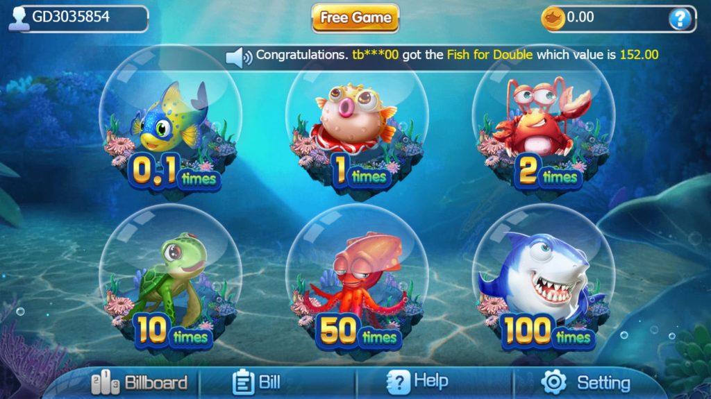 Gold Deluxe ยิงปลา เกมส์คาสิโนออนไลน์
