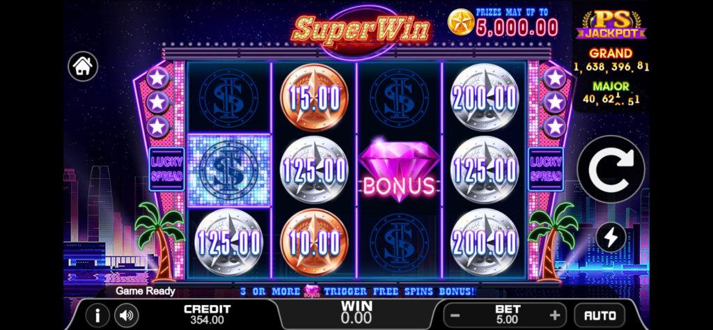 Super Win สล็อตออนไลน์ สมัคร ufabet ฟรีเครดิต
