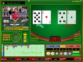 บาคาร่า Gclub Royal Casino
