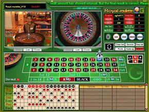 รูเล็ต Gclub Royal Casino