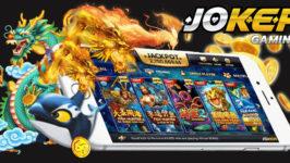 Joker Gaming บริการเกมสล็อตที่ได้รับความนิยมมากที่สุด