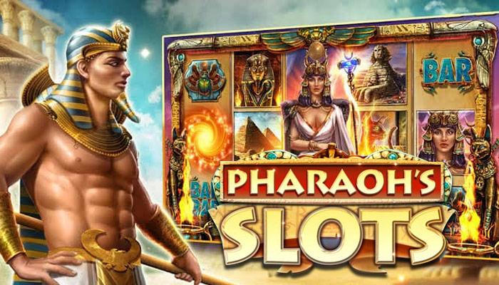 สล็อตฟาโร Pharaoh จาก Royal Slot