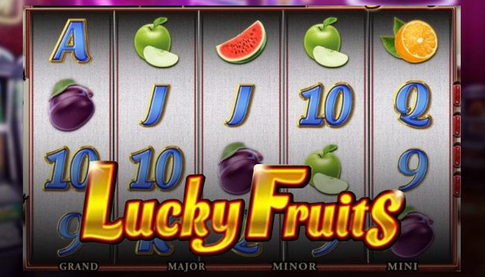 สล็อตผลไม้โชคดี Lucky Fruit Royal Slot
