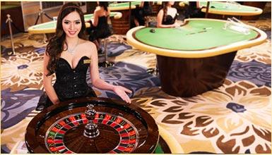 รูเล็ต (Roulette) eBET Casino