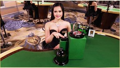 ไฮโล (Sicbo) eBET Casino