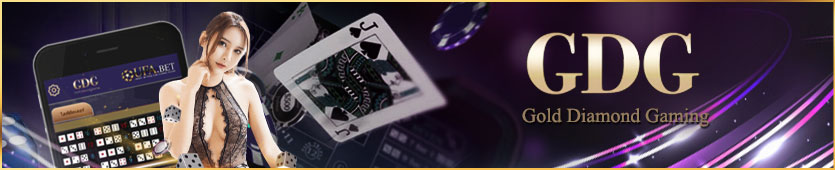 GDG Casino หรือ Gold Diamond Gaming คาสิโนออนไลน์