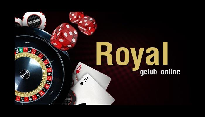 รอยัลจีคลับ royal gclub